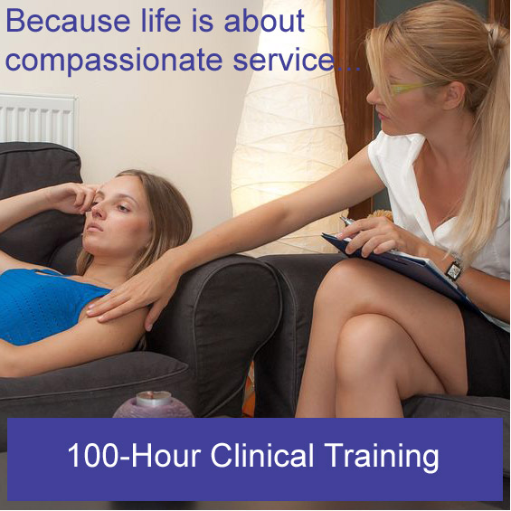 100-Hour Clinical Hypnotherapist Training