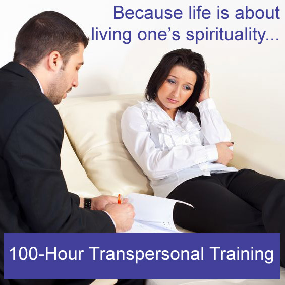 100-Hour Transpersonal Hypnotherapy Training